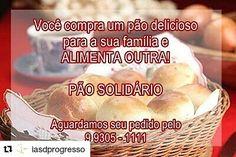 #Repost @iasdprogresso with @repostapp  Quarta-feira é o dia em que nossa padaria prepara pães fresquinhos pra você! Que tal aproveitar essa terça-feira pra já encomendar o seu???!   Encomende pelo WhatsApp  31-99305-1111 e colabore com o ministério da ASA. #ministeriodoamor #alimentandofamilias #padaria #ASA #padaria #paofresquinho