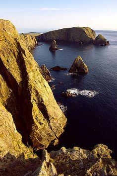 West Cliffs, Fair Isle