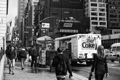 Street Scenes - West 33rd - Manhattan - New York - United States Photographic Print by Philippe Hugonnard at AllPosters.com