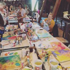 Rach-ology: Fall Handmade U 2015 - Another Magical Weekend at the Barn