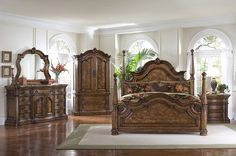San Mateo Bedroom Collection