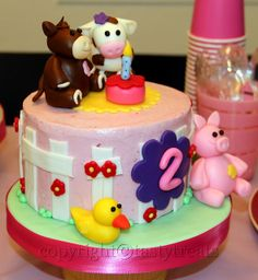 Girls 2nd Birthday Party Ideas | Here are the the recipes I used..