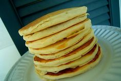 Sky High Pancakes - added some zucchini and these were a big hit from the freezer.