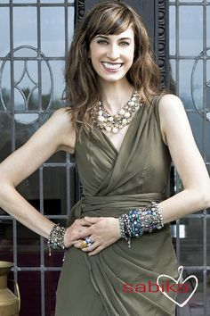 Sabika jewelry - my new obsession - is a success story for a Pittsburgh-based former fashion industry rep and her family.