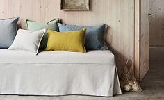 Osumi Romo Fabrics, Modern, Contemporary, Recycled Yarn, Deep Teal, Fabric Design, Upholstery, Recycling, Throw Pillows