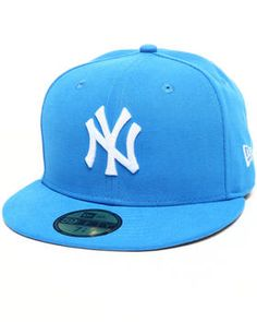 New Era | New York Yankees League Basic 5950 Fitted Hat. Get it at DrJays.com
