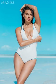 Irina Shayk Stars in Maxim