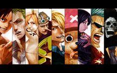 ONE PIECE, la saga des mangas en images - fonds d'écran gratuits by unesourisetmoi