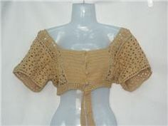 Product Name: Hand Crocheted ShrugSpecification: [align=center][IMG]http://www.100hgh...