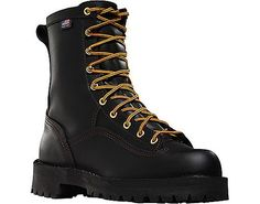 Danner Men's Rain Forest Uninsulated Work Boot These 10600 Danner Men's Rain Forest Work Boots in Brown is the most productive selling Rain Forest Boot. It is the final all purpose boot with GORE-TEX™ waterproofing assists in keeping feet dry. This Danner Men's Work Boots have full …  Read More  http://good-deals-today.com/product/danner-mens-rain-forest-uninsulated-work-boot/