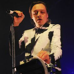 Arcade Fire Reflektor tour hits London's Roundhouse Win Butler, Gig Tickets, Festival Guide, Arcade Fire, Of Montreal, Round House, Music Love, American Singers, Rock Bands