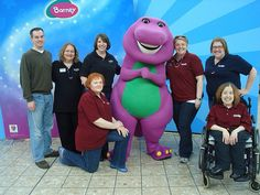 Meeting Barney Barney The Dinosaurs, Barney & Friends, The Wiggles, Kids Shows, Movies To Watch, Toys, Party, Activity Toys, Fiesta Party
