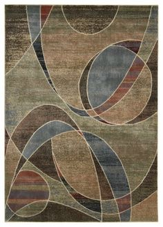 Expressions Xp07 7 9 X 10 Multi Rug Eclectic