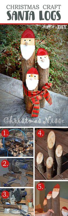 Santa Claus Fire Wood Bundle