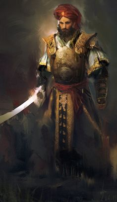 byfang xinyu   Knights and Armor.