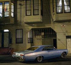 Chevy In The Mission.