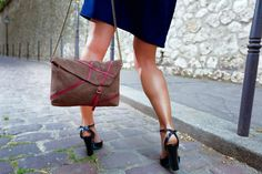 """Sac """"Cisale"""" – www.jane-eymar.com #bag #clutch #retro #JaneEymar"""