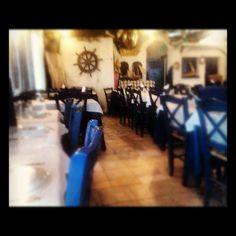 Greek Taverna at Piraiki!