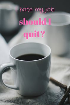 'I hate my job, should I quit?' It's hard to stay in a job you don't love, but should you quit it? Working From Home Meme, I Love My Girlfriend, Hate My Job, Should I Stay, Productivity Apps, Getting Fired, Quitting Your Job, I Quit, Negative Emotions