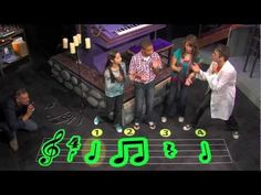 """Writing Rhythms"" Episode #11 Preview - Quaver's Marvelous World of Music"