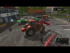 Farming simulator 17 Timelapse $1Billion farming only challenge ep#25 - YouTube