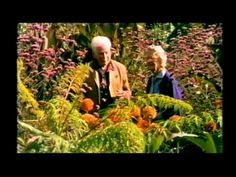A tour of Great Dixter Gardens in 1993 with Christopher Lloyd (1921-2006) British gardener and author, 20th Century chronicler for the heavily planted, country garden. In the clip he  and Rosemary Verey (1918-2001), internationally known English garden designer, lecturer and prolific garden writer, are discussing the Great Dixter Gardens.