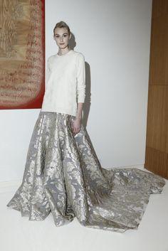 Lela Rose Pre-Fall 2015 - Slideshow - Runway, Fashion Week, Fashion Shows, Reviews and Fashion Images - WWD.com