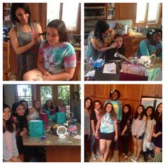 Makeup Lessons for 14year old birthday party!