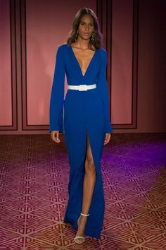 Brandon Maxwell Spring 2018 Ready-to-Wear Fashion Show Collection: See the complete Brandon Maxwell Spring 2018 Ready-to-Wear collection. Look 17 Collection Couture, Fashion Show Collection, Catwalk Fashion, Fashion Week, Style Couture, Couture Fashion, Brandon Maxwell, Mein Style, High End Fashion