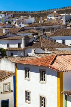 Obidos Portugal by Sander van Leusden on 500px