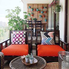 Hoy les quiero mostrar una terraza que decoramos en estilo bohemio, y aunque recién ahora les muestro el resultado este espacio lo diseñamos antes de terminar mi propia terraza. Esta se encuentra en un departamento, la cual decoramos con mucha vegetación y una gran dosis de color. Hoy en el blog revisamos todos los detalles al respecto.