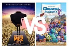 Moi, Moche et Méchant 2 VS. Monstres Academy