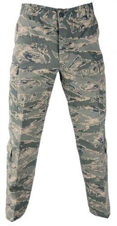 039a9051aeb Women s Airman Camo Trousers Stripe Pattern