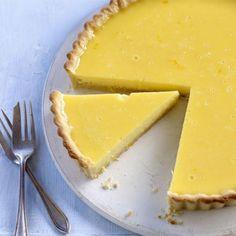 Mascarpone-Limoncello-Tarte — Dein Dessert