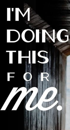 Workout Motivation: I have goals Damnit! There is no other reason to workout and lose weight than for yourself and your long-term health. | http://www.onesavvylife.com