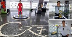 CR7 Museum and easyJet team up and give 50% discounts at the museum - CR7 Museum and easyJet team up and give 50% discounts at the museum - EasyJet , Europe's largest air transport network , and CR7 Museum established