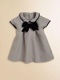 Tartine et Chocolat Infant's Cap-Sleeve Dress