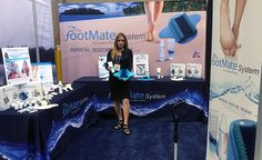 Visit the Footmate® System at the International Home and Housewares Show at the McCormick Place, Chicago (Booth # L11058).