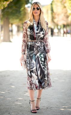 Lala Rudge from Street Style: Paris Fashion Week Spring 2015