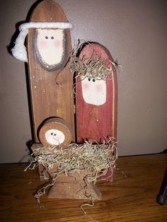 The Apple Attic: Christmas Nativity