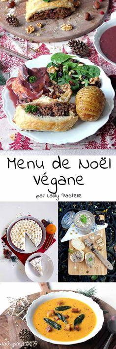 Menu de Noël végane | Clémentine la Mandarine