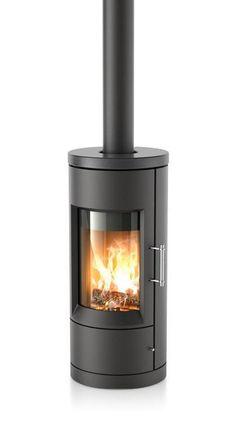 Poêle à bois Design, chauffage au bois Made in Germany