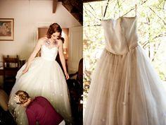 Wedding Dress: Nyphes Bridal