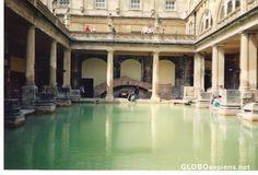 Beautiful Bath, UK