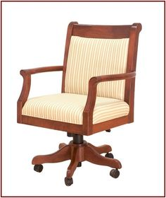 great share white wood desk chair