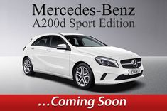 Due to rising demand we're bringing more of this #bestseller onto our fleet. now available for booking via our website! . . .  #rentalcar #stockport #oldham #chester #preston #warrington #Drive #Driving #Car #Carstagram #InstaCar #Mercedes #MercedesBenz #Merc #MyMercedes #MercedesBenzAClass #AClass #A200 #SportEdition