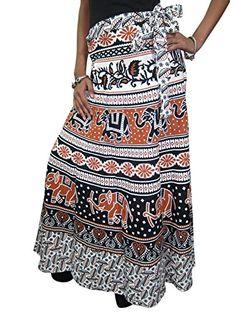 Long Wrap Skirts- Animal Print Cotton Skirt Designer Wraparound Gift for Women Mogul Interior http://www.amazon.com/dp/B00R2ICGDW/ref=cm_sw_r_pi_dp_EobKub0F3HS4J