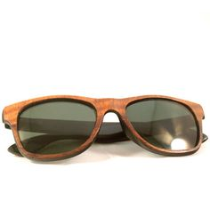Two Tone Wayfarer Mahogany. Yes, please.