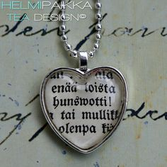 hunsvotti! 20€ Tea Design, Dog Tags, Dog Tag Necklace, Accessories, Jewelry, Jewlery, Jewerly, Schmuck, Jewels