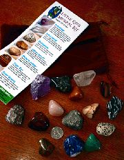 Great Geology resources for kids. They even have cool birthday party packages.